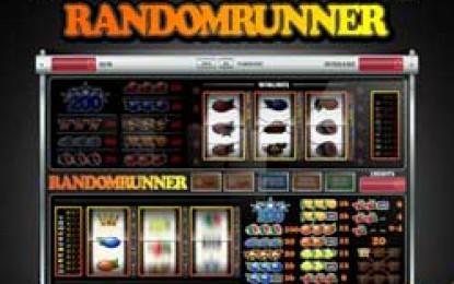 Random Runner bij BigBang Casino